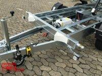 Pongratz 3-SKS 3100/17 T-AL 3000 - 3 Seitenkipper mit E-Pumpe - Alu Wände