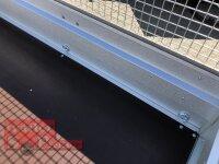 Pongratz LPA 250/13 U  Kastenanhänger mit Gitter Aufsatz