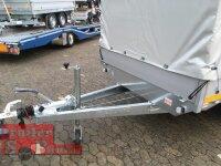 Eduard 2000 KG Hochlader 406 x 180 - 2.000 kg - 72 cm Ladekante - Hochplane SP-Line