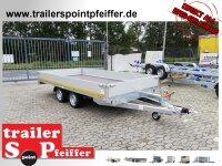 Eduard 2700 KG Multitransporter - Gebremste Doppelachser...
