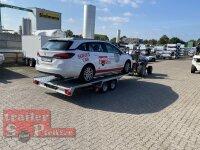 Pongratz L-AT 400 T-K 3000 kg kippbarer Autotransporter Trailer