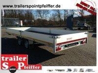Eduard 3500 KG Hochlader - Gebremste Doppelachser -...
