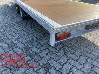 Eduard 5022 -GD- Hochlader, Rampe & Winde, flach -3000kg- L.g.: 730kg- Lfh: 56cm -195/55R10