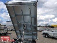 Pongratz 3-SKS 3100/17 T 3500 - Stahlwände Tandem Dreiseitenkipper E-Pumpe