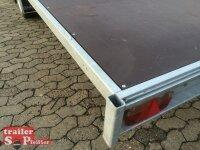 Eduard Hochlader 606 x 220 - 3.000 kg - 195/50R13 C - 63cm Ladekante / Flach