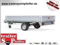 Böckmann HL-AL 2516/15 Alu - Hochlader Anhänger