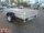 Böckmann TL-AL 2515/135 ALU Tieflader Anhänger - gebremst