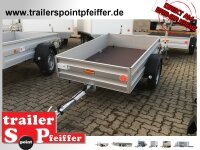 Böckmann TL-AL 2113/75 ALU Tieflader Anhänger -...