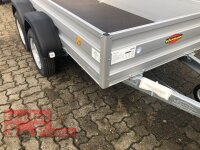 Böckmann TL-AL 2513/20 ALU Tieflader Anhänger - Tandem gebremst