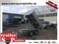 Eduard 2500 KG Heckkipper, Bordwände 30cm - 2500kg -...