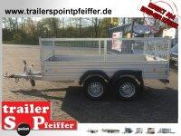 Böckmann TL-AL 3015/20 ALU Tieflader Anhänger -...