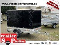Böckmann TL-AL 2513/75 ALU Tieflader Anhänger -...