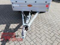Böckmann TL-AL 3015/20 ALU Tieflader Anhänger - mit Hochplane SP-Line