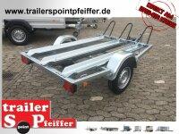 TPV ( Böckmann ) MU2 Motorrad - Anhänger - 750...