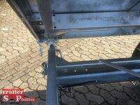 Pongratz 3-SKS 3600/17 T-AL 3000 Tandem Dreiseitenkipper E-Pumpe Rampenschacht