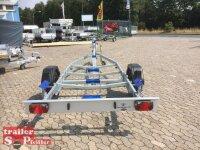 TPV ( Böckmann ) 1300 L - Bootstrailer für Boote / Motorboote bis ca. 5,8 m