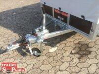 Pongratz LPA 250/12 G-H(Z)-K 1300 kg  Holzanhänger Kipper mit Hochplane SP-Line