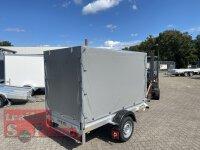 Pongratz LPA 250/13 G-AL STK Anhänger mit Hochplane...
