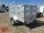 TPV TL-EB3 - 1300 kg gebremst Kastenanhänger mit 60 cm Gitteraufsatz - Wände