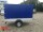 TPV TL-EU3 Anhänger 750 kg - 100 KM/H - PKW Anhänger - Hochplane