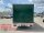 Eduard 2700 KG Hochlader - Gebremste Doppelachser - 5.0x2.0m - Ladehöhe:63 cm - 195/50R13 - Bordwände 30cm mit Schiebeplane links und rechts
