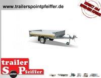Eduard 750 KG Hochlader - Ungebremste Einacher - 2.6x1.5m...