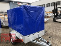 TPV TL-EB2 Anhänger mit Hochplane 130 cm gebremst