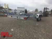 TPV ( Böckmann ) BA 3500-L Bootstrailer 3500 kg für Boote bis ca. 9 m