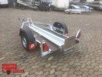 Pongratz MA 250 U-K Motorrad - Anhänger kippbar -...