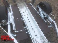 Pongratz MA 250 U-K Motorrad - Anhänger kippbar - 750 kg ungebremst - 100 KM/H