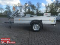 Böckmann TL-AL 2515/15 ALU Tieflader Anhänger -...