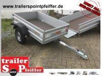 Böckmann TL-AL 1711/75 ALU Tieflader Anhänger -...