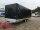 Eduard 3000 KG Hochlader - Gebremste Doppelachser - 6.0x2.2m - Ladehöhe:63 cm - 195/50R13 - Bordwände 30cm - Hochplane SP-Line