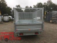 Böckmann DK-ST 3218/35 E Stahl - Dreiseitenkipper mit E-Pumpe - und Vollausstattung