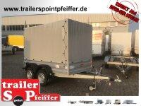 Böckmann TL-AL 2513/20 ALU Tieflader Anhänger -...