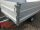 Pongratz L-RK 2315 G-AL 1500 kg ALU Rückwärtskipper gebremst - Kastenaufsatz und Flachplane