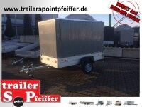 Böckmann TL-AL 2515/75 ALU Tieflader Anhänger -...