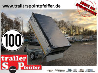 Eduard 1500 KG Rückwärtskipper - Gebremste...