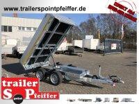 Eduard 2700 KG Rückwärtskipper - Gebremster...