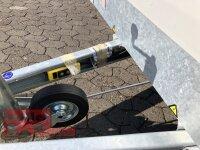 Eduard 2700 KG Rückwärtskipper - Gebremster Doppelachser - 2.6x1.5m - Ladehöhe:63 cm - 195/50R13 - Bordwände 30cm - E-Pumpe