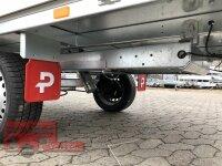Pongratz L-RK 2715 G-AL 1500 kg ALU Rückwärtskipper gebremst