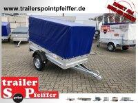 TPV TL-AL EU2 Doppelwandige ALU Bordwand - Anhänger...