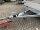 Eduard 2700 KG Multitransporter - Gebremster Doppelachser - 4.0x2.0m - Ladehöhe:63 cm - 195/50R13 - Auffahrschienen  - Bordwände 30cm