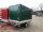 Eduard 750 KG Hochlader - ungebremste Einzelachser - 2.6x1.5m - Ladehöhe:72 cm - 155R13 - Bordwände 30cm Hochplane SP-Line