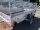 Pongratz LPA 250/13 G 1300 kg  Kastenanhänger gebremst - NEUES MODELL mit Gitteraufsatz