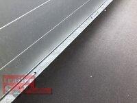 Eduard 750 KG Hochlader - Gebremster Doppelachser - 3.1x1.6m - Ladehöhe:72 cm - 155R13 - Bordwände 40cm
