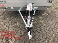 Böckmann HL-AL 6224/35 F ( 18 ) Alu - Hochlader Anhänger - Niederfahrwerk