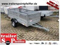 TPV TL-EU3 Anhänger 750 kg - 100 KM/H - PKW...