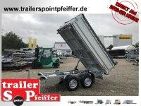 Pongratz 3-SKS 3100/17 T-AL 3500 - 3 Seitenkipper mit...