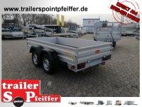 Böckmann TL-AL 3015/20 SR ALU Tieflader mit...